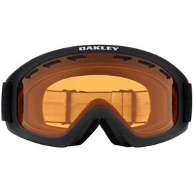 Oakley O Frame 2.0 Pro XS Snow Goggles Kids matte black/persimmon & dark grey